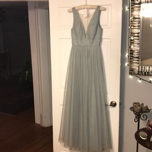 Gorgeous Jenny Yoo gown